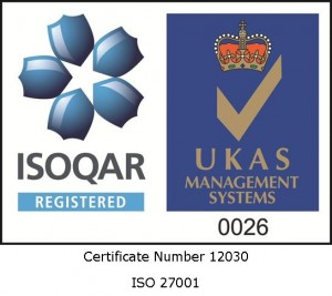 Formic ISO27001 Logo