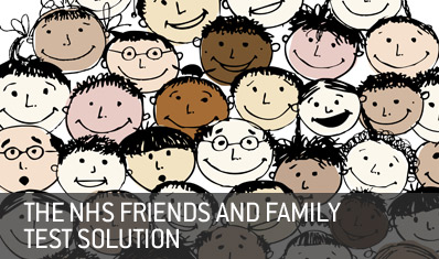 NHS Friends & Family Test Solution
